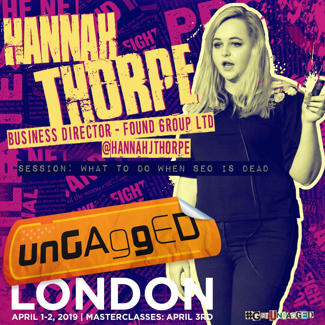 Hannah at UnGagged