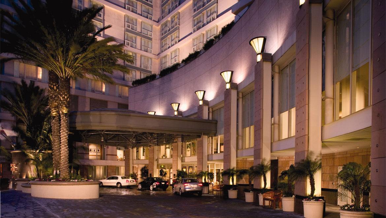 Omni Hotel Los Angeles, exterior