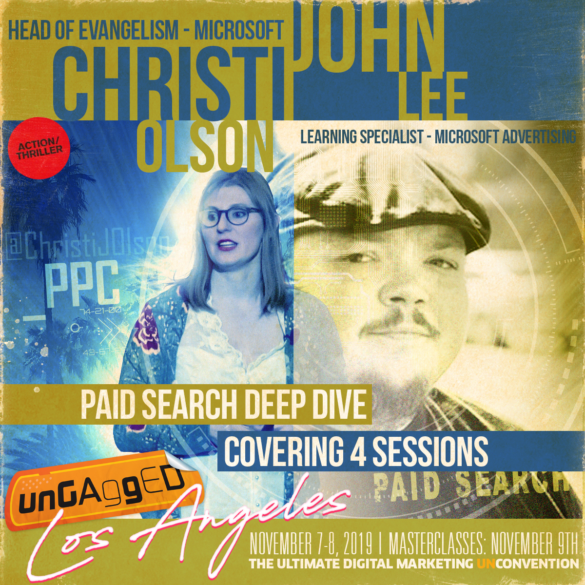 PPC and Paid Search at UnGagged with Christi Olson