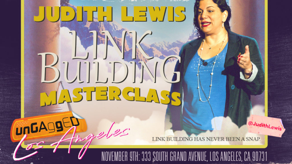Link Building Masterclass
