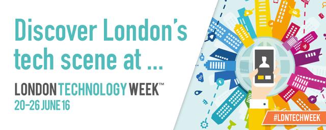 London Techology Week 2016
