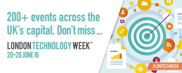 London Technology Week 2016