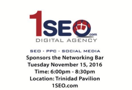 1SEO.com Networking Bar