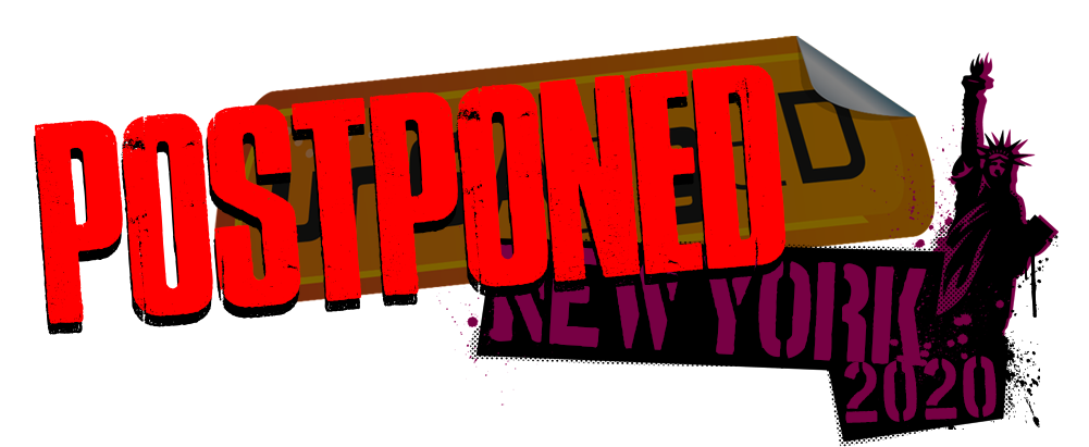 UnGagged New York 2020 is Rescheduled