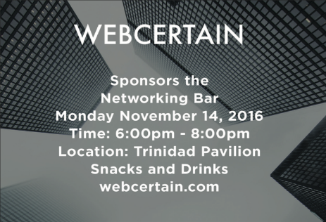Webcertain Networking Bar