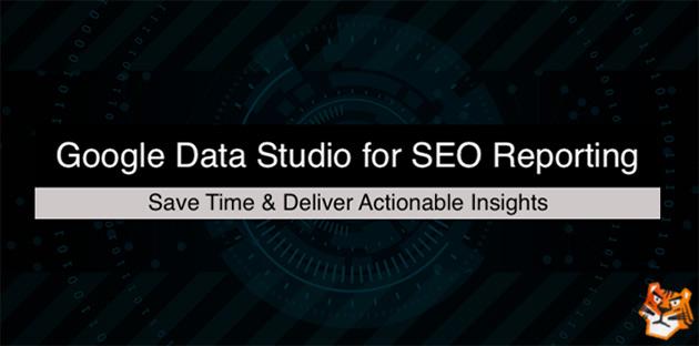 Accuranker and Google Data Studio
